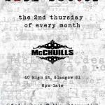 Fail Better Alternative Merchant Ciy Festival, McChuills, 3 August, 2017