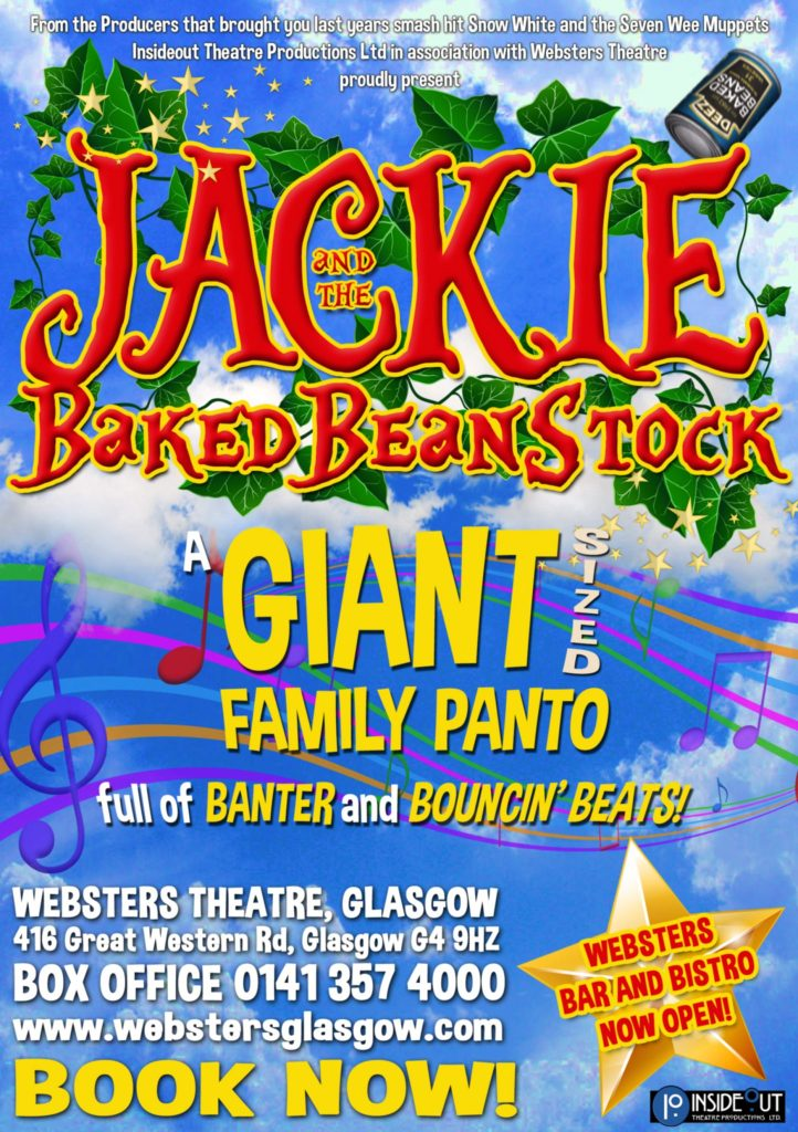 jackie and the baked bean
