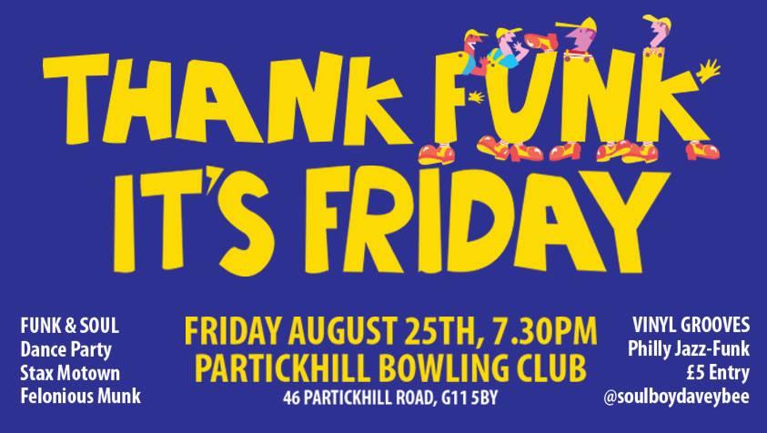 thank funk its friday