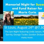 Musical Night in Memory of Suzanne Phinn, St Louis Partick, 24 August, 2017