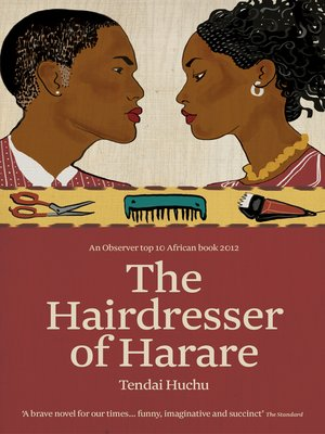 hairdressrr of harare image