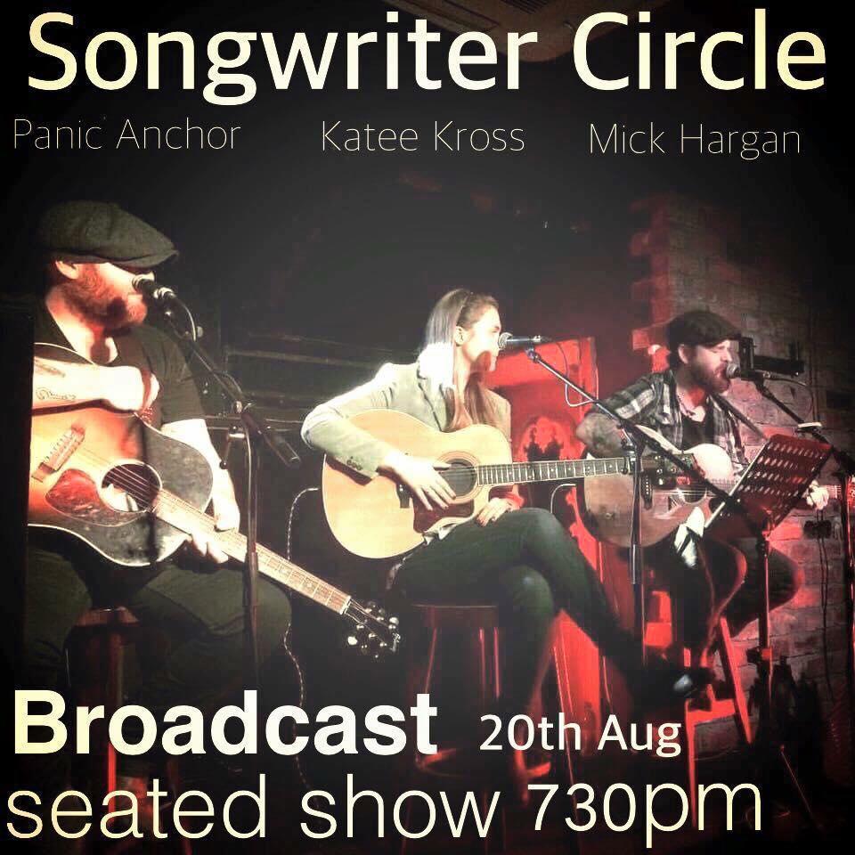 songwriter circle mck hargan