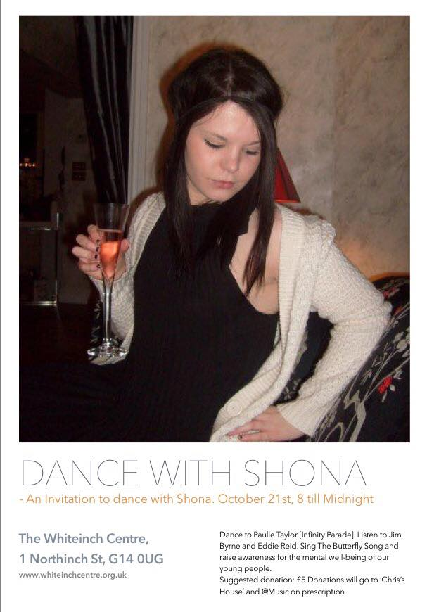 dance with shona flyer