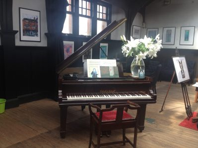 the mackintosh club piano