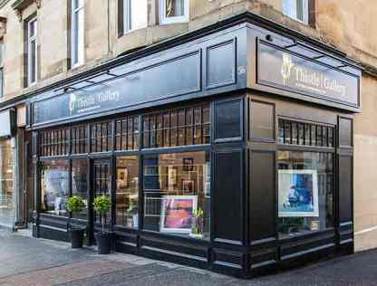 thistle gallery