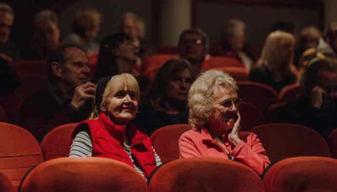 audience dementia
