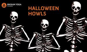 halloween hoels bikram yoga