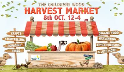 harvest market childrens wood
