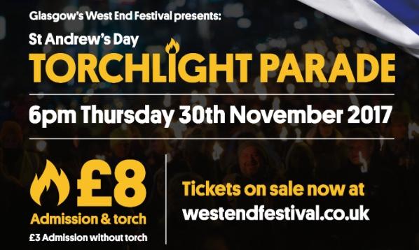torchlight parade 2017