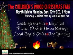 childrens wood christmas fair