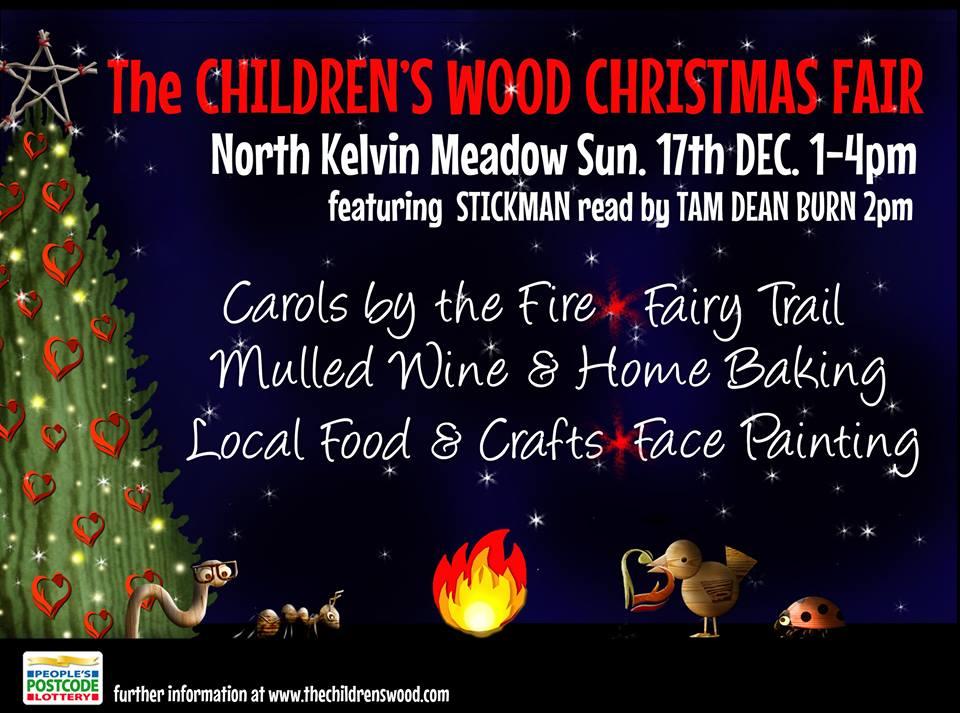 childrens wood christmas fair