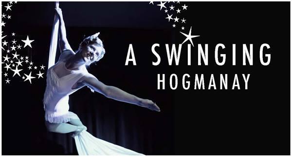 swinging hogmanay