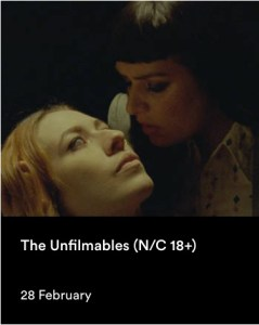the unfilmables