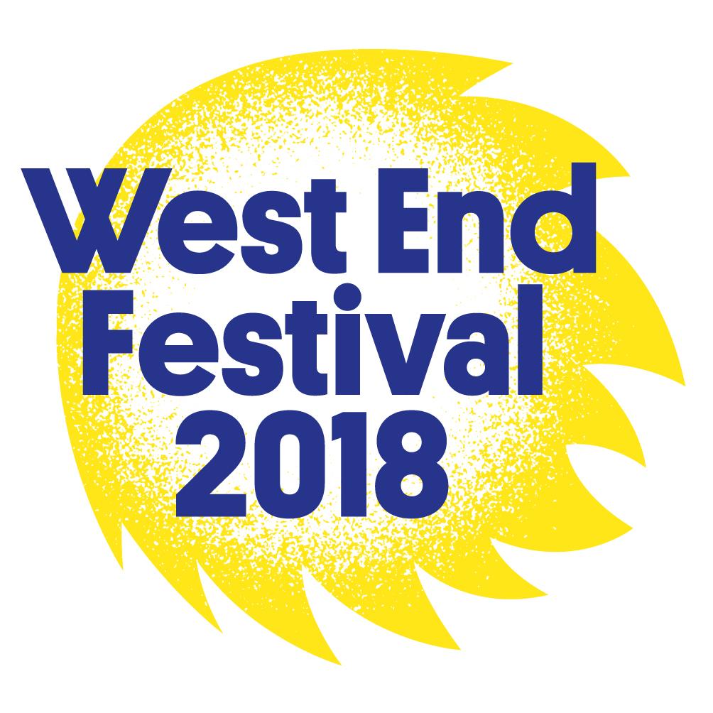 2018 logo west end festival