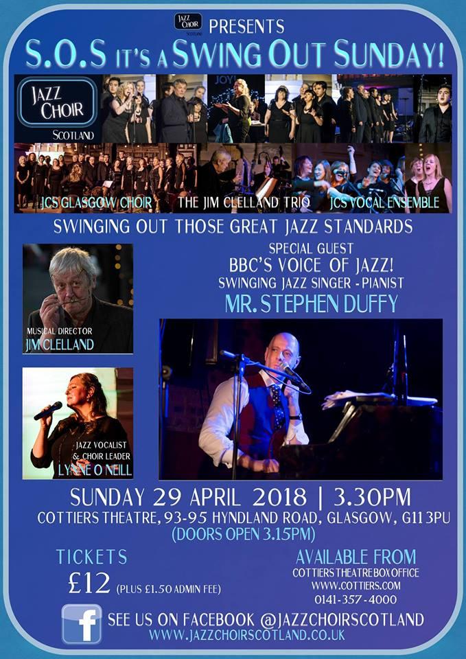 jazz choir scotland