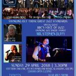 S.O.S. – It's a Swing Out Sunday! at Cottiers