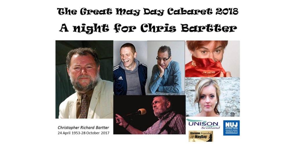 night for chris bartter
