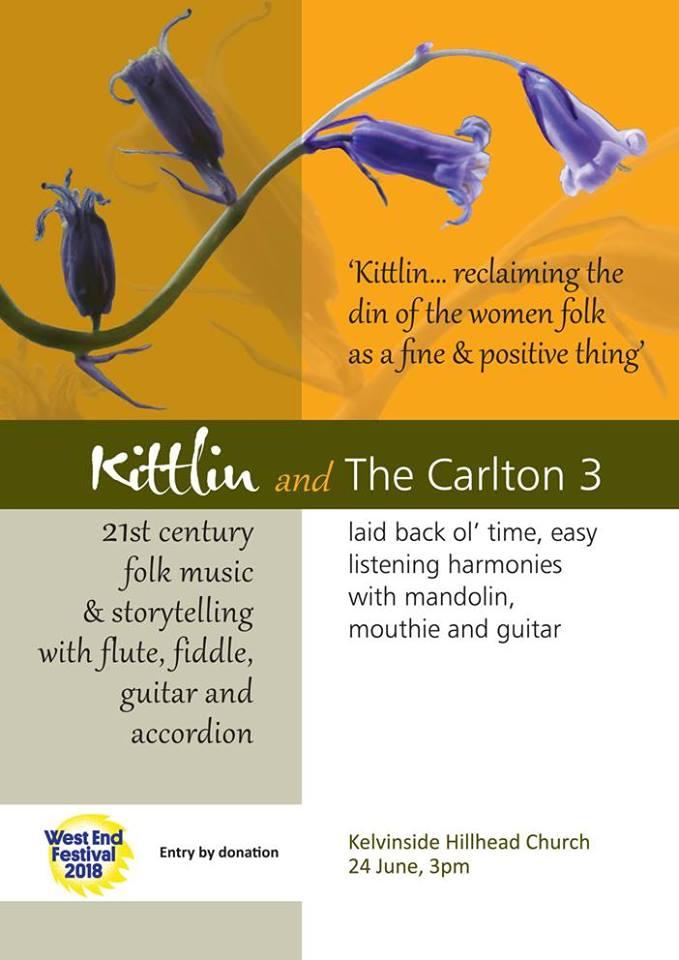 kittlin and the carlton three wef