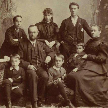 nls scotland family
