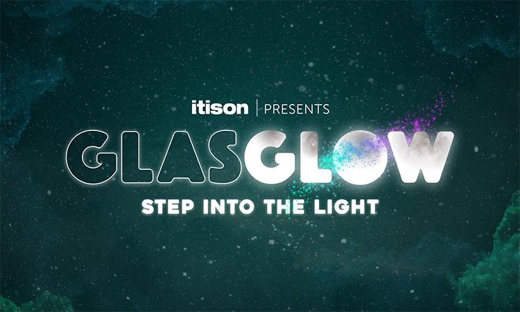 GlasGLOW logo