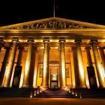 Museums at Night, Glasgow, October, 2018