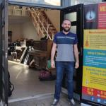 Music Broth, Musical Instrument Library Launch and Open Day, Govanhill