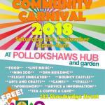 Pollokshaws Community Carnival 2018