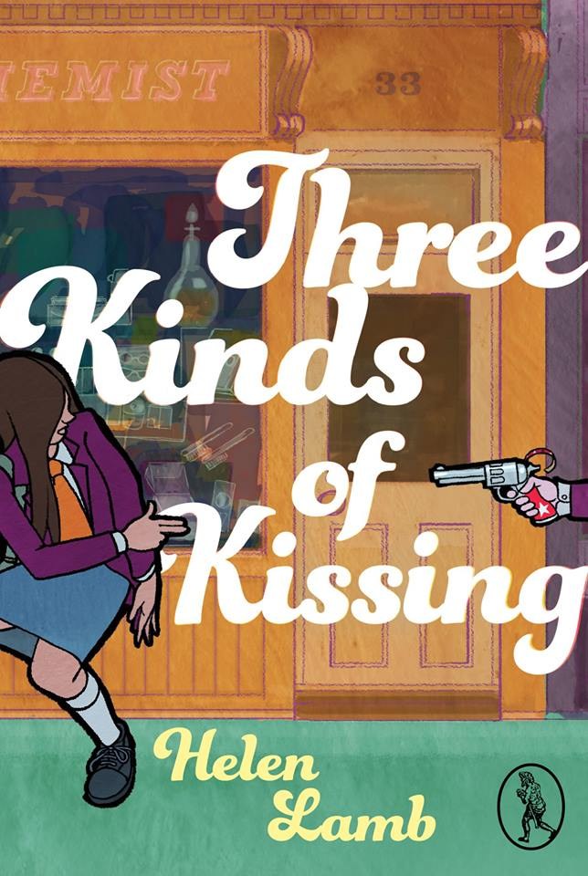 three kinds of kissing