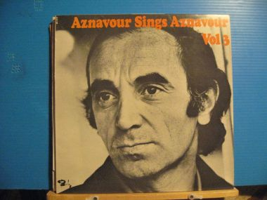 aznavour sings