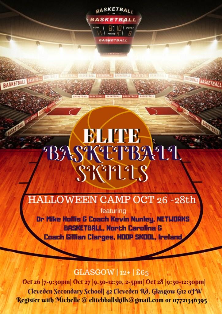 elite basketball skills