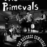The Primevals, Winter Initiative Night Shelter Fundraiser,  Mono