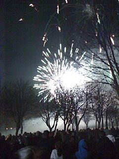 fireworks dalmuir