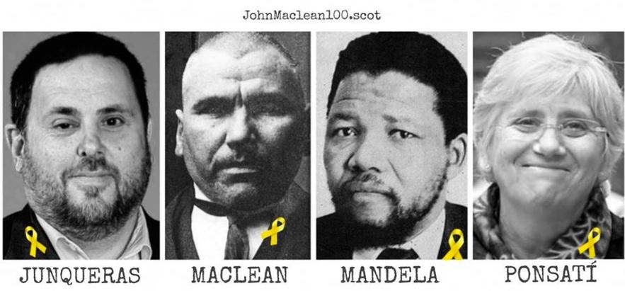 john maclean centenary march