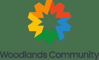 woodlandscommunitylogotypemainiicolour