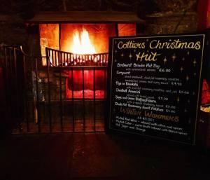 cottiers christmas hut