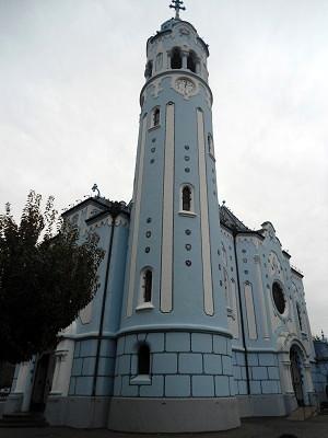 Blue-Church