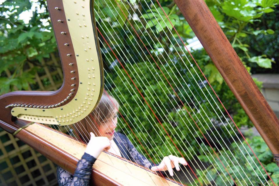 harpist sophie rocks