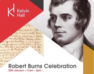 kelvin hall robert burns