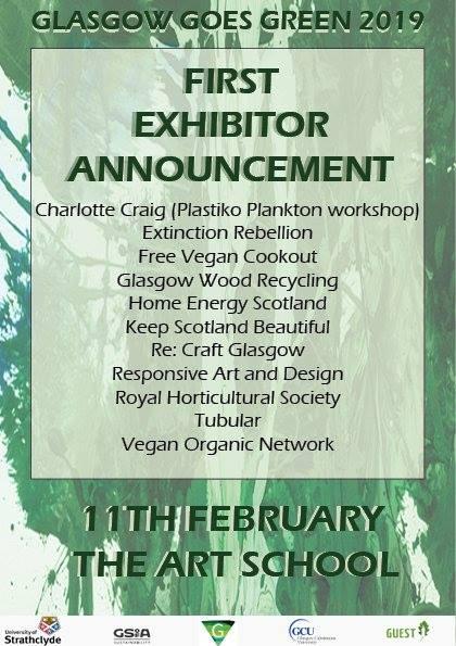 first exhibitor announcemoent