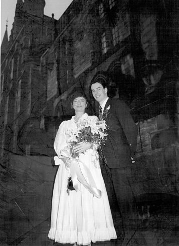 jim and pat's wedding university