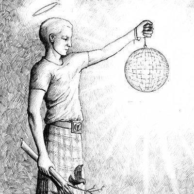 mungo mirrorball