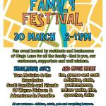 Save Otago Lane Family Festival