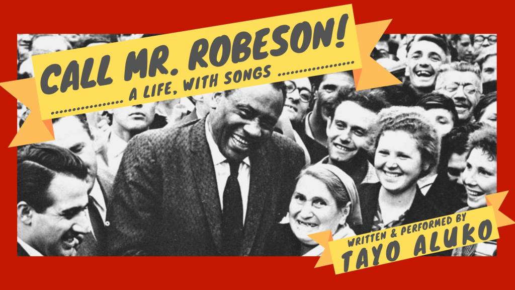 call mr robeson
