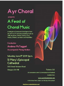 feast of choral music