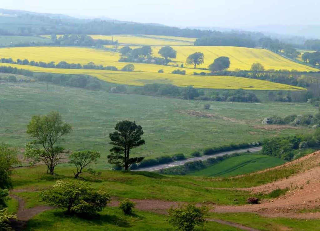 Traversing Big Bing Country