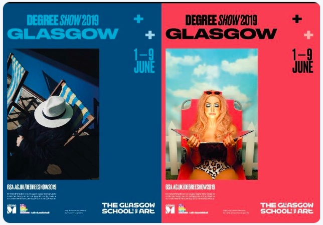 glasgow school of art degree show 2019