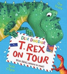 t rex on tour image