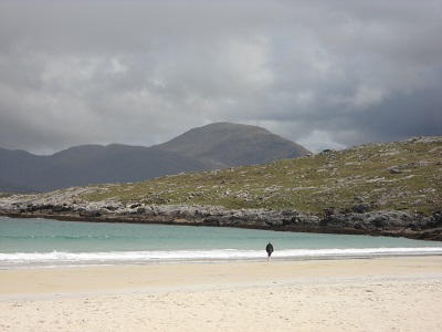 Luskentyre Sand and Rock