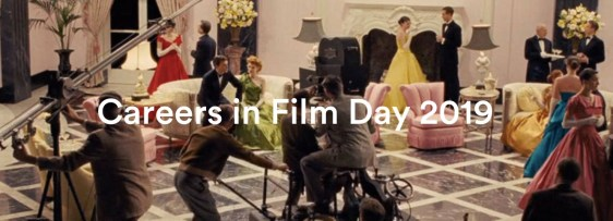 careers in film day