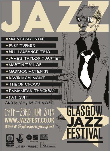 glasgow jazz fest 2